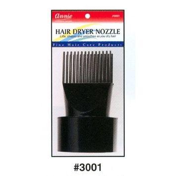 Annie Hair Dryer Nozzle #3001