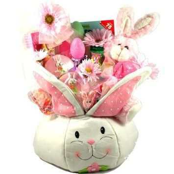 Gift Basket Drop Shipping SoBuLoYo-2 Some Bunny Loves You Gift Basket