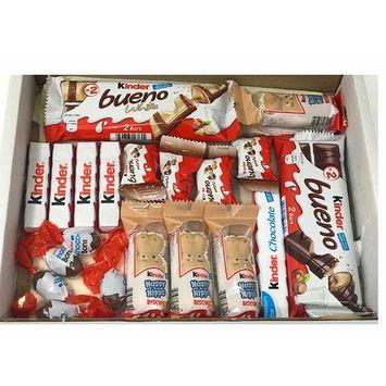 KINDER Mix Medium Chocolate Sweet Selection Gift Box Present Treat
