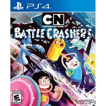 Madcow Cartoon Network Battle Crashers - Pre-Owned (PS4)