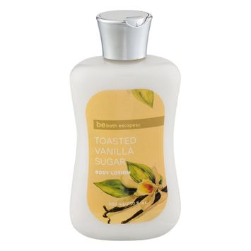 be bath escapes Toasted Vanilla Sugar Body Lotion 10 fl oz.