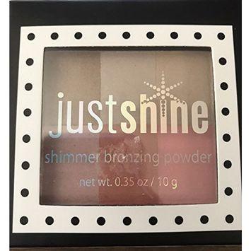 Justice Just shine Bronzer Shimmer Bronzing Powder