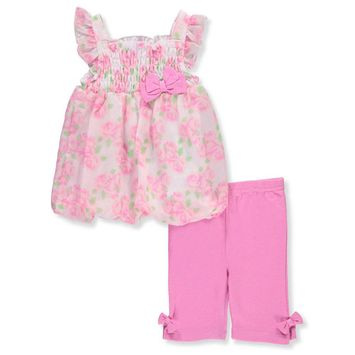 Baby Girls' 2-Piece Outfit [baby_clothing_size: baby_clothing_size-6-9months]