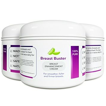 Bust Enhancement Cream for Women - Breast Cream for Stretch Marks and Scar Removal - Anti Aging Lotion - Firming and Tightening Cream for Large Busted Women - Enlarging Cream for Small Breasted Women