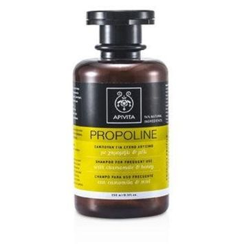Apivita Shampoo for Frequent Use - Propoline, 8.4 oz