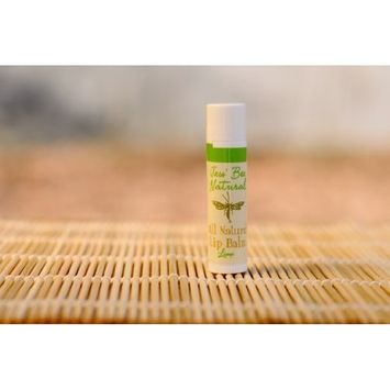 The Best All Natural Lip Balm- Lime