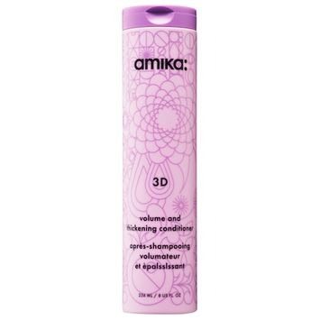 amika 3D Volume and Thickening Conditioner 8 oz/ 236 mL