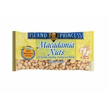 Island Princess Macadamia Nuts 1.25 lb (566g) bag