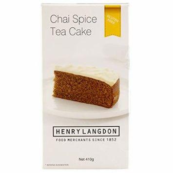 Henry Langdon Chai Spice Tea Cake, 16 Ounce