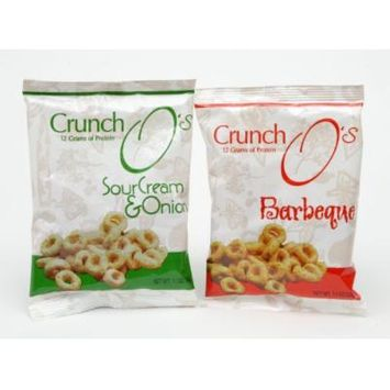 Crunch O's - Sour Cream & Onion (4 Bag Pkg)