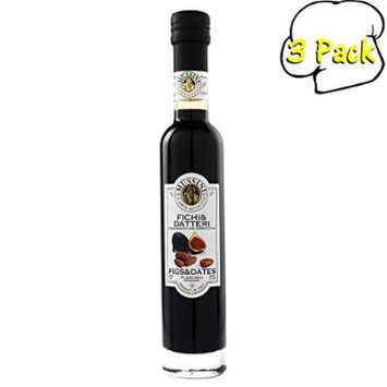 Fig and Date Wine Vinegar, 8.5 Ounces, Pack of 3