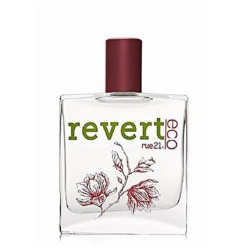 Ladies Rue 21 Revert Eco Scented Perfume Spray Girl's Fragrance 1.7 oz.