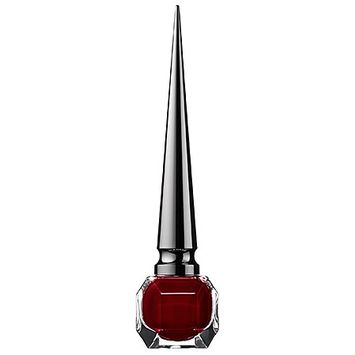Christian Louboutin Nail Colour - The Noirs Very Prive 0.4 oz