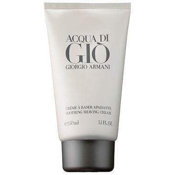 Giorgio Armani Acqua Di Gio Soothing Shaving Cream 5 oz