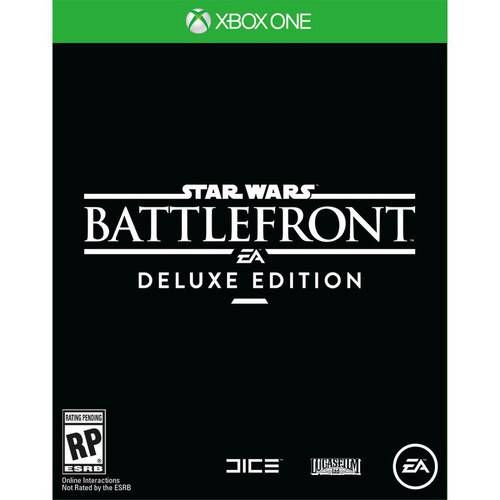 Electronic Arts Xbox One - Star Wars Battlefront Deluxe Edition