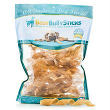 Best Bully Sticks Medium Curlicue Dog Chews - 25 Pack