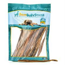 Best Bully Sticks 12 Inch Beef Stick Dog Chews - 25 Pack