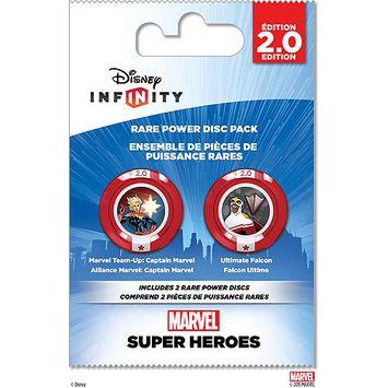 Disney - Disney Infinity: Marvel Super Heroes (2.0 Edition) Rare Power Disc Pack - Multi