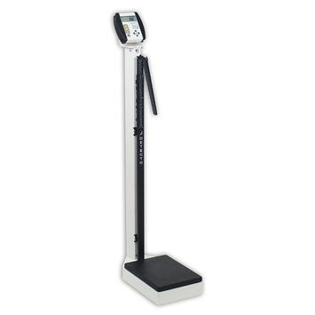 Detecto Eye Level Painted Steel Digital Physician Scale