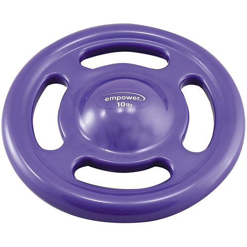empower 10-lb. Fusion Fit Disc with Workout DVD