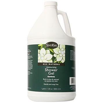 Shikai Gardenia Moisturizing Shower Gel, 128 Ounce