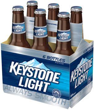 Keystone Light Longneck