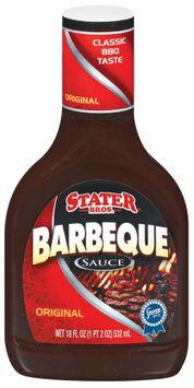 Stater bros Original Barbeque Sauce