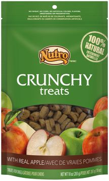 Nutro™ Crunchy Treats With Real Apple