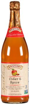 rw Knudesen® Cider & Spice Sparkling Juice