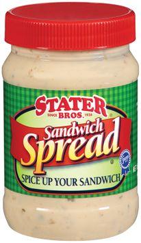 Stater bros® Sandwich Spread