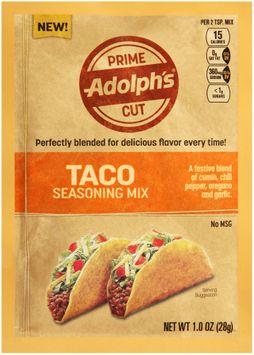 Adolph's® Prime Cut Taco Seasoning Mix