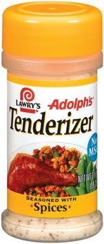 Adolph's Seasoned W/Spices Tenderizer