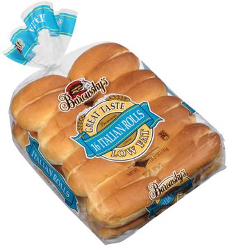 Barowsky's® Italian Enriched Rolls 16 ct Bag