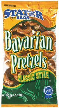 Stater bros Bavarian Classic Style Pretzels