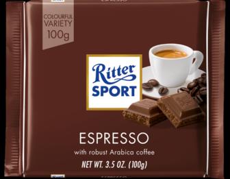 Ritter Sport Espresso Chocolate