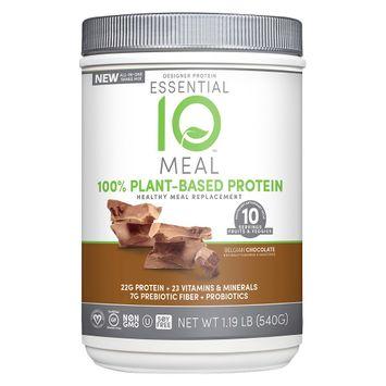 Designer Protein Essential 10 Belgian Chocolate Protein Powder - 19.36 oz