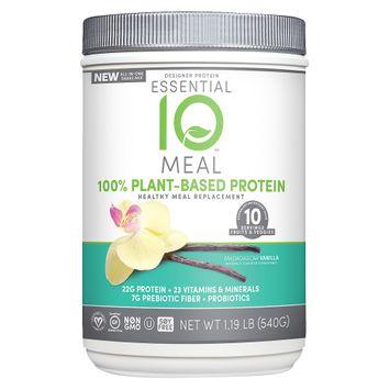 Designer Protein Essential 10 Madagascar Vanilla Protein Powder - 19.36 oz