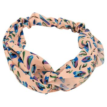 Remington Printed Turban Headwrap - 1ct (Asssorted colors and patterns)