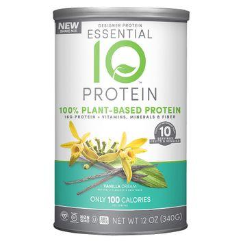 Designer Protein Essential 10 Protein Vanilla Dream Powder - 12 oz