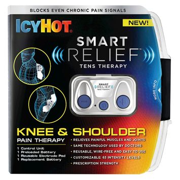 Icy Hot IcyHot Smart Relief Knee & Shoulder Tens Therapy Starter Kit