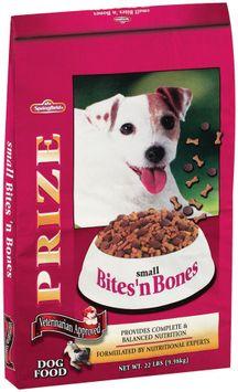 Springfield Prize Small Bites 'n Bones Dog Food