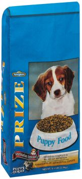 Springfield Prize Puppy Dog Food