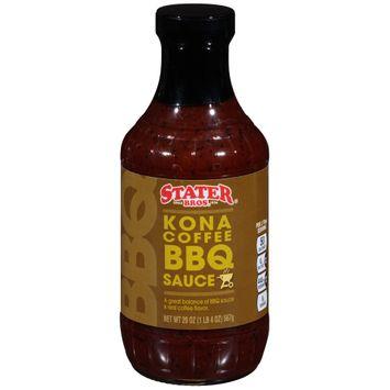 Stater bros® Kona Coffee BBQ Sauce