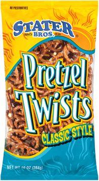 stater bros® classic style pretzel twists