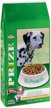 Springfield Prize Hi Protein Dog Food