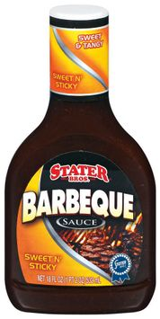 Stater bros Sweet N' Sticky Barbeque Sauce