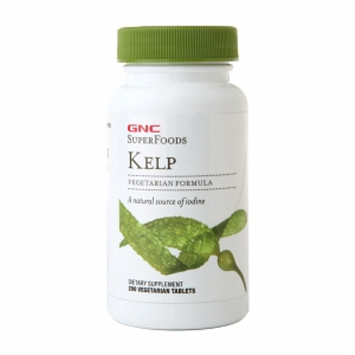 GNC SuperFoods Kelp