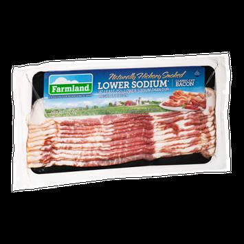 Farmland Naturally Hickory Smoked Bacon Lower Sodium