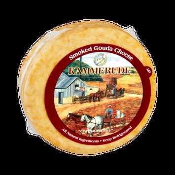 Kammerude Smoked Gouda Cheese