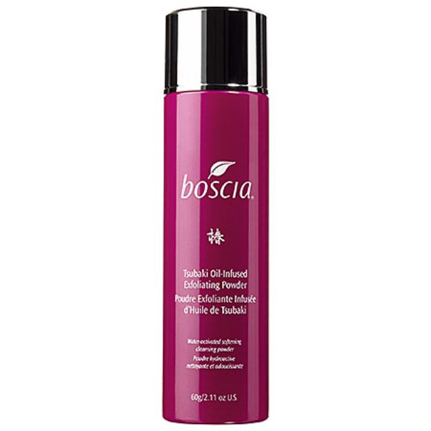 boscia Tsubaki Oil-Infused Exfoliating Powder